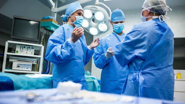 paramentação cirurgica passo a passo